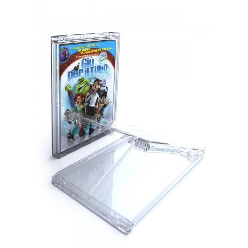 Boîtier Antivols pour DVD simple - Modèle T-DVD