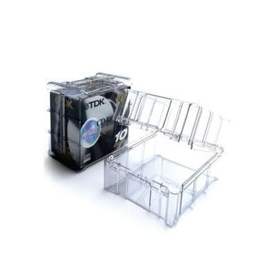 Boîtier Antivols pour MP3, IPOD, CARTOUCHE D'ENCRE - modèle T-MPSQ
