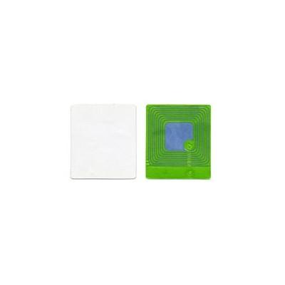 Etiquette RF 8,2 Mhz 40x40 mm BLANCHE - Désactivable