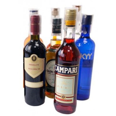 Protection Alcools & Vins - Double verrouillage