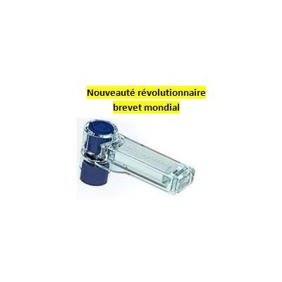 Blutag avec clou intégré (x250)