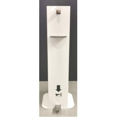 Distributeur de gel Hydroalcoolique avec Pédale