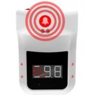 Lichaamtemperatuur tester - Muurbevestiging