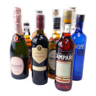Bescherming Alcohol en sterke drank